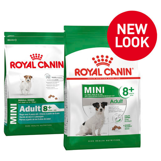Royal Canin Mini Adult +8 2kg
