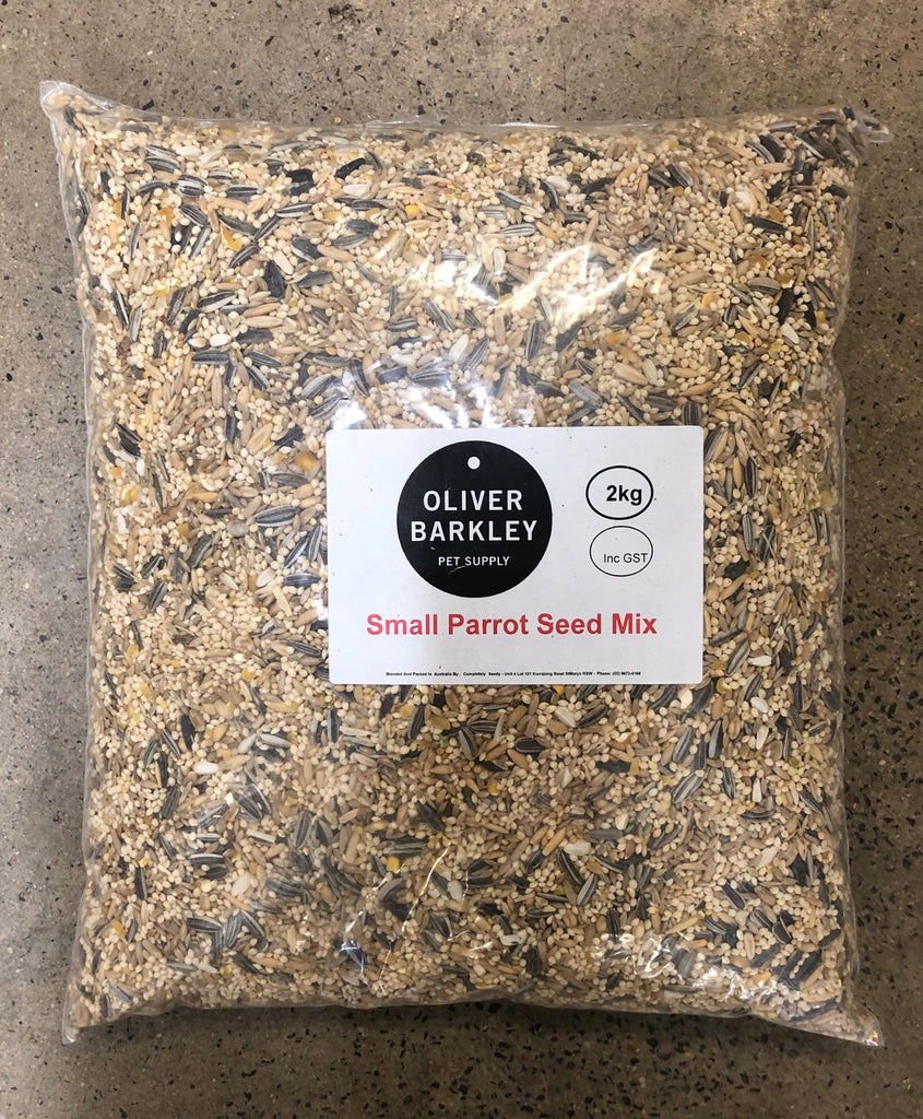 Small Parrot Seed 5kg
