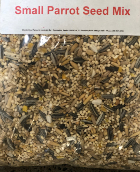 Small Parrot Seed 3kg