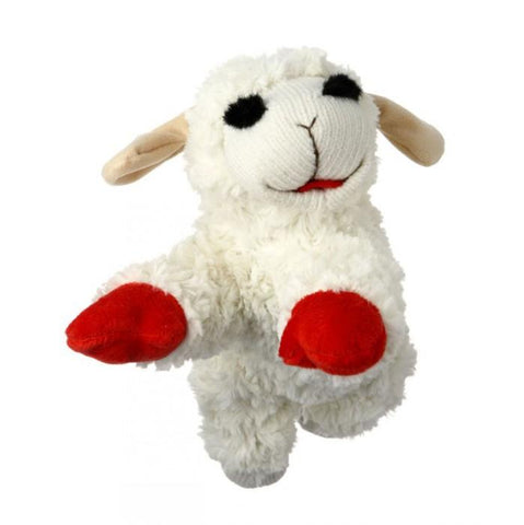 Multipet Lambchop Dog Toy Small