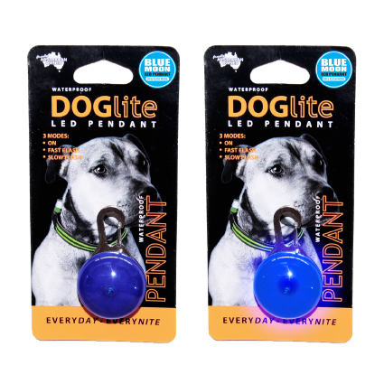Doglite LED Pendant Blue Moon