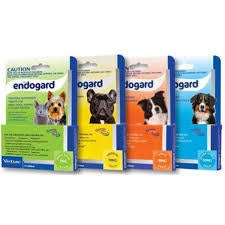 Endogard Allwormer Medium Dogs 10kg 4's