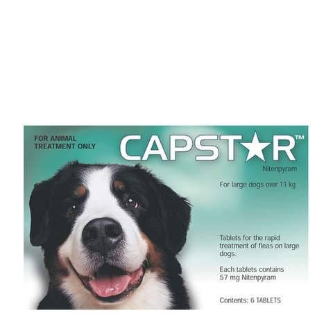 Capstar Tablets for Large Dogs