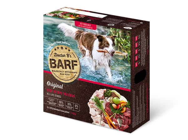Beef Barf 12x 277grams