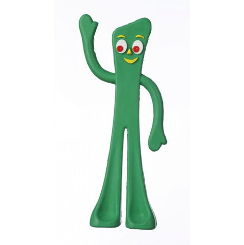 Multipet Gumby Rubber Dog Toy