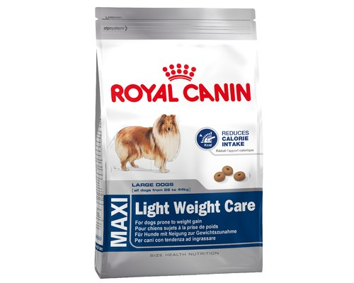 THIS PRODUCT HAS BEEN DELETED IN 3KG BAG - Royal Canin Maxi Light Weight Care 3kg