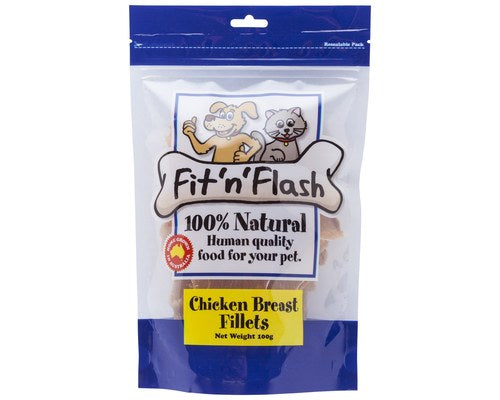 Fit 'n' Flash Chicken Breast Fillets 50g
