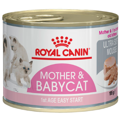 Royal Canin Baby Cat Instinctive 195g x1 slab