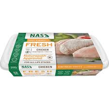 NAS Raw Chicken 900g Dog