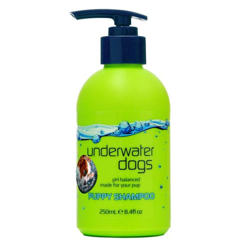 UnderWater Dogs Puppy Shampoo 250mL