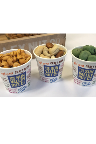 Sun Valley Nut Co Branded Nut Cups