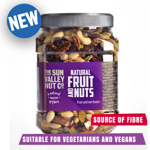 Sun Valley Natural Fruit & Nuts 1.1kg