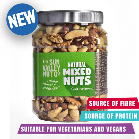 Sun Valley Luxury Natural Mixed Nuts 1kg
