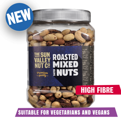 Sun Valley Premium Roasted Salted Mixed Nuts 1.1kg