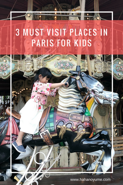 3 Best Places to Visit in Paris for Families