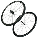 HED Wheels Ardennes Black Rim Brake