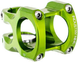 A35 Stem - Lime Body/ Lime Faceplate 60mm