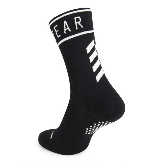 Spatz 'SOKZ' Long Cut Socks BLACK-One Size