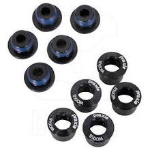 Chainring Alloy Bolts 5mm/6mm (5set)
