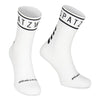 Spatz 'SOKZ' Long Cut Socks WHITE-One Size