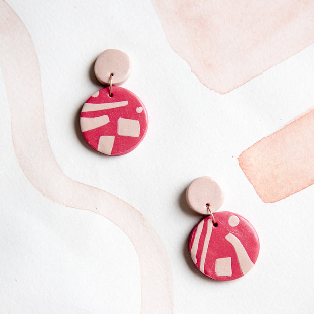 Kandinsky Earrings #2