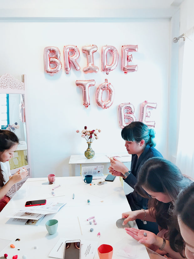 Hen Party - Creative jewellery design workshop