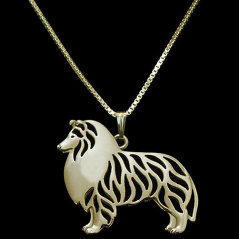 2016 Fashion Siberian Husky Head Silver Plated Necklaces Silver Pendant Bohemian Vintage Women Dog Jewelry