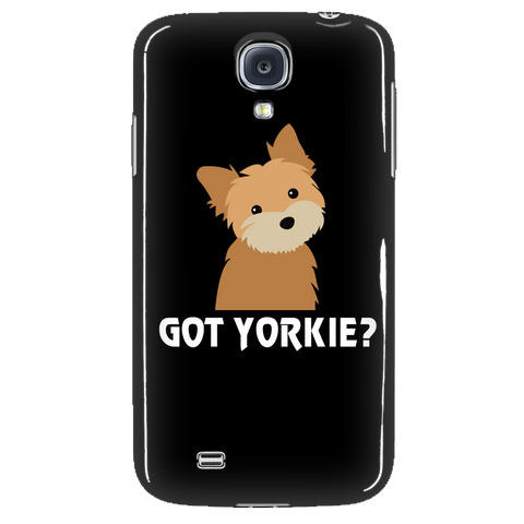 Got Yorkie Phone Cases