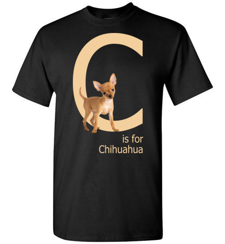 C is for chihuahua