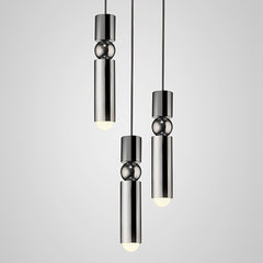 Fulcrum Chandelier 3 Piece