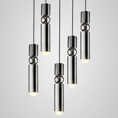 Fulcrum Chandelier 5 Piece