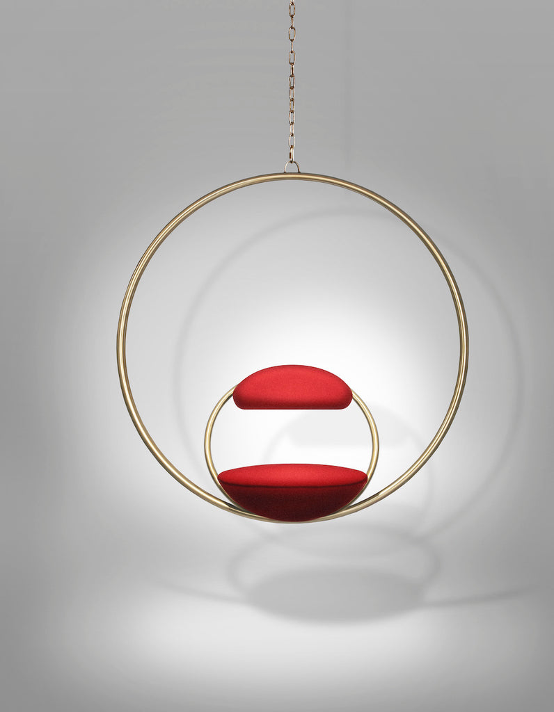 Hanging Hoop Chair