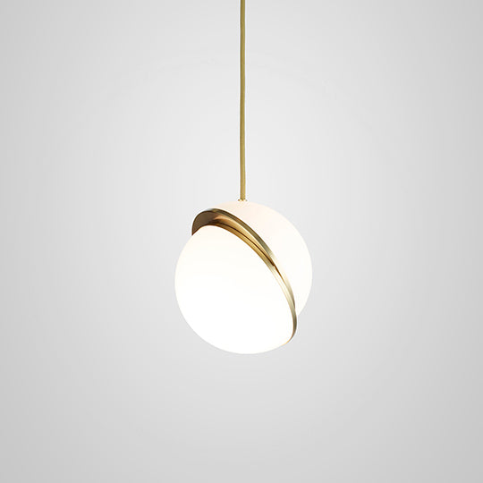 Mini Crescent Light