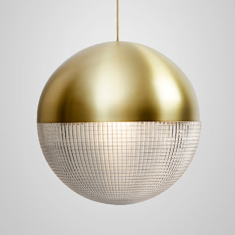 Lens Flair Pendant Light