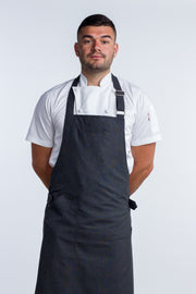 THE PRESS BIB APRON - 2 colors