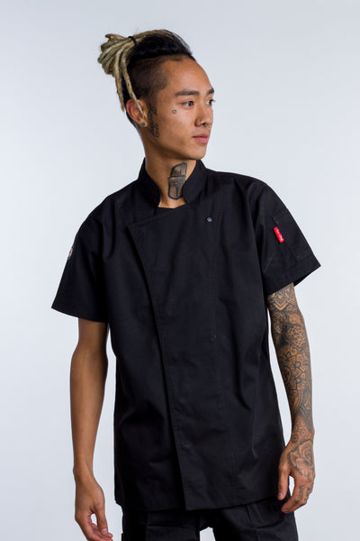 Chef jacket Black Tunic