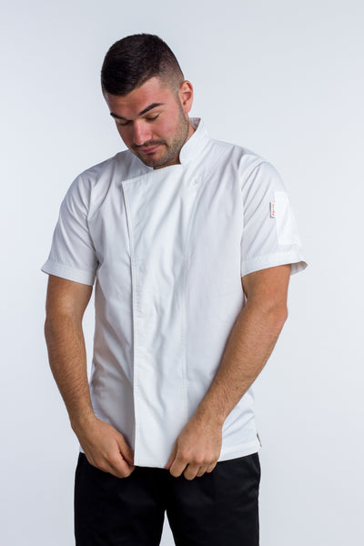 Tunic White Chef Coat