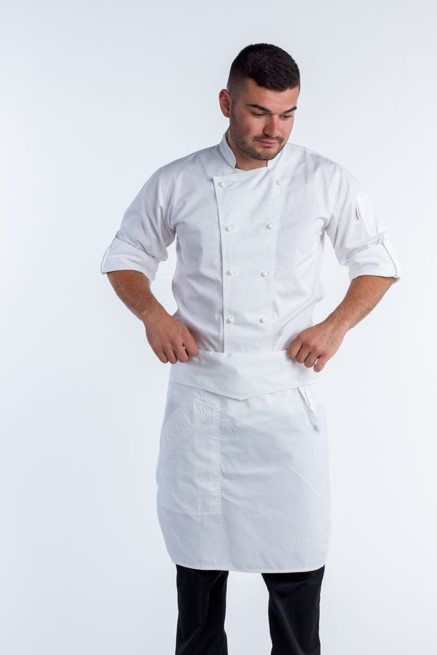 Waist Apron white - 2 Sizes