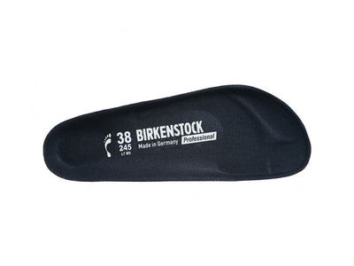 Profi Birki Replacement Footbed Polyurethane insole in Black