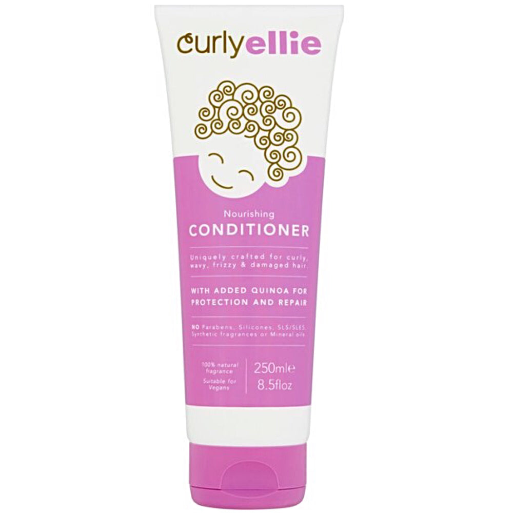 CurlyEllie Nourishing Conditioner 8.5oz