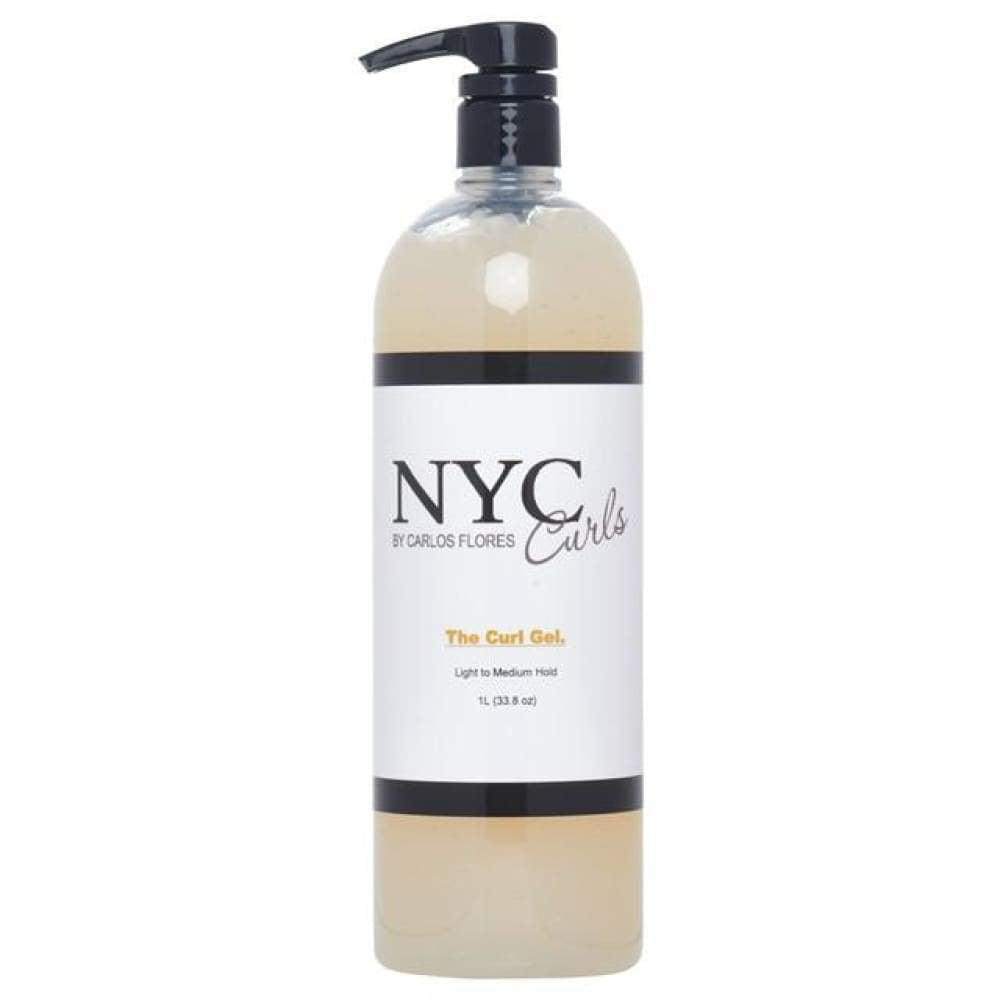 NYC Curls The Curl Gel 33.8oz