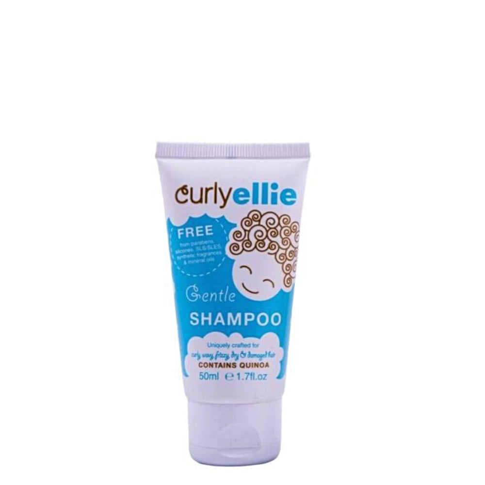 CurlyEllie Gentle Shampoo 1.7oz