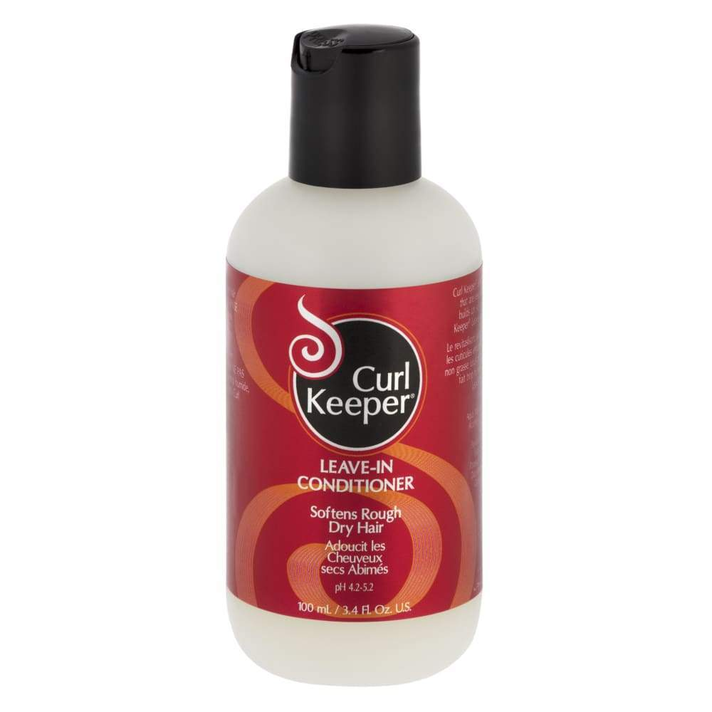 Curl Keeper Leave- In Conditioner 3.4oz