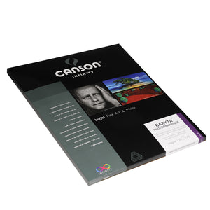 Canson Infinity Baryta Photographique - 310gsm - A2 - 25 sheets - Wall Your Photos