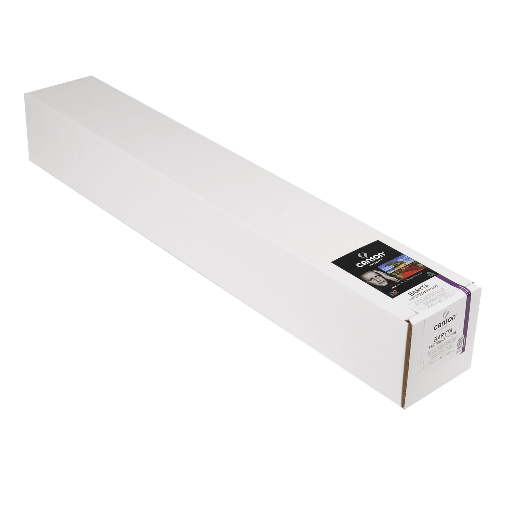 "Canson Infinity Baryta Photographique - 310gsm - 36""x50' roll - Wall Your Photos"