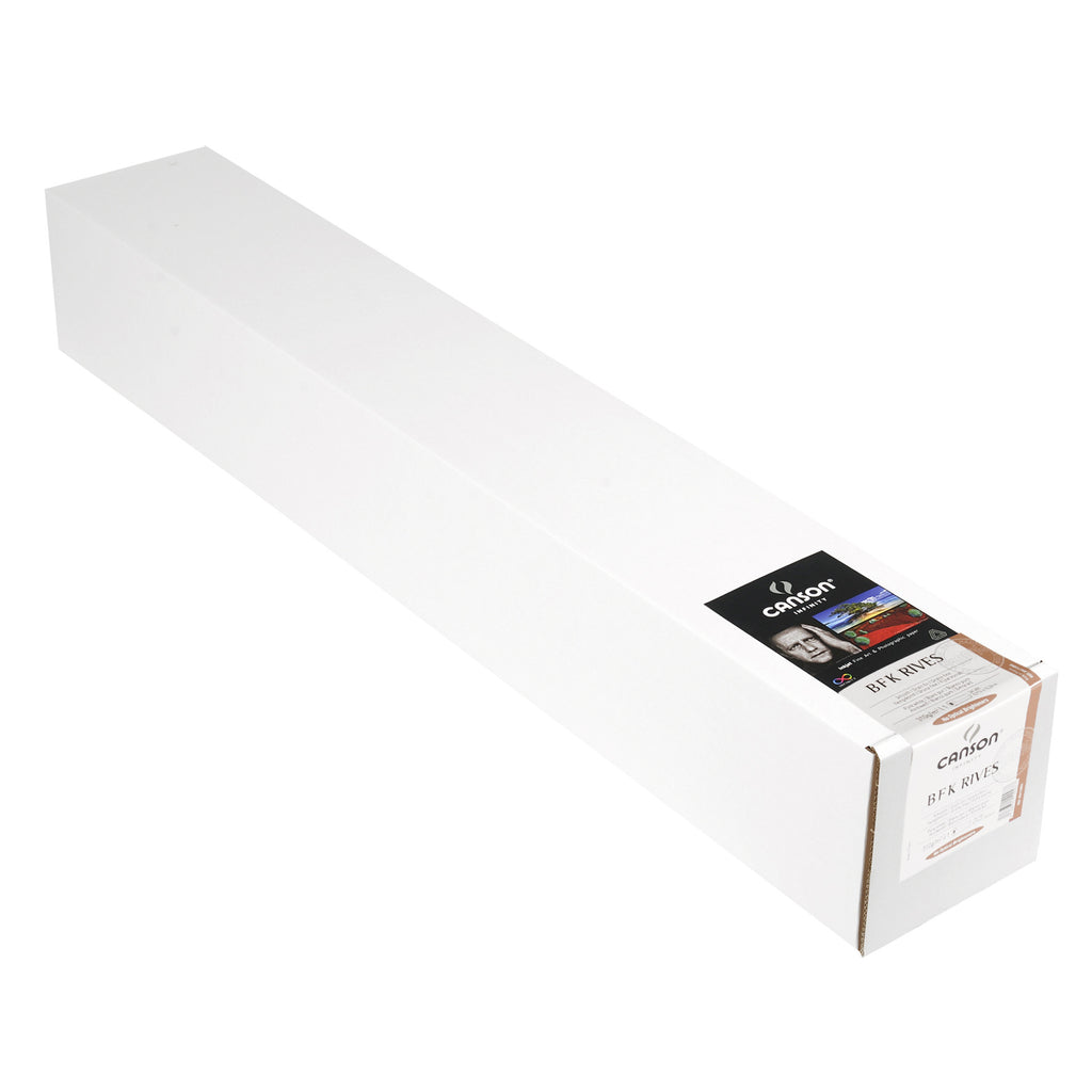"Canson Infinity PrintMaKing Rag (BFK Rives) - 310gsm - 36""x50' roll - Wall Your Photos"