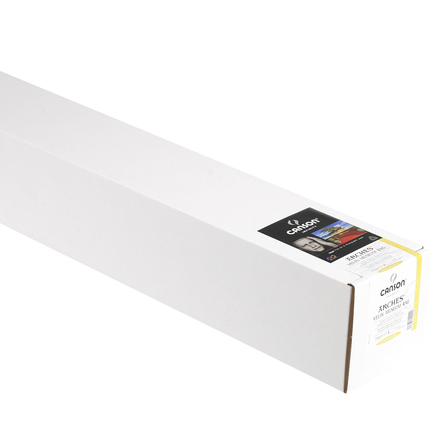 "Canson Infinity Velin Museum Rag - 315gsm - 44""x50' roll"