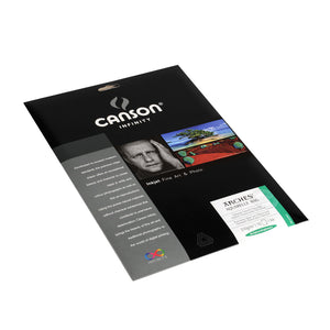 Canson Infinity Aquarelle Rag - 310gsm - A4 (10 sheets) - Wall Your Photos