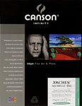Canson Infinity Aquarelle Rag - 310gsm - A4 (25 sheets) - Wall Your Photos
