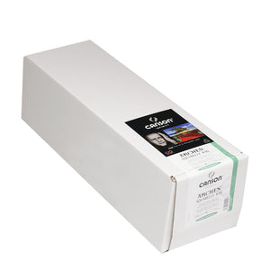 "Canson Infinity Aquarelle Rag - 310gsm - 17""x50' roll - Wall Your Photos"